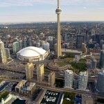 aerial photography toronto