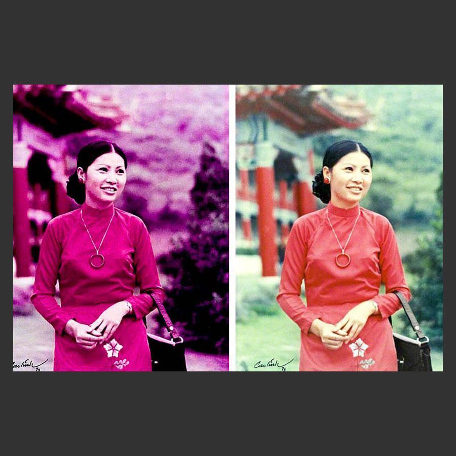memories of Vietnam by Heritage Photo Restoration