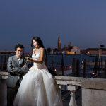 Destination wedding photographer in Italy Venice