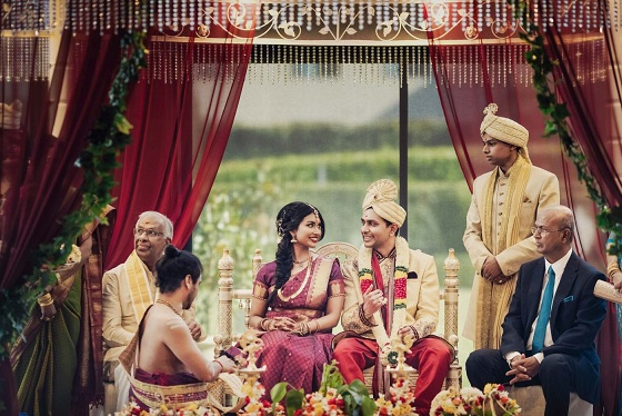 SPLENDID wedding Gallery first look